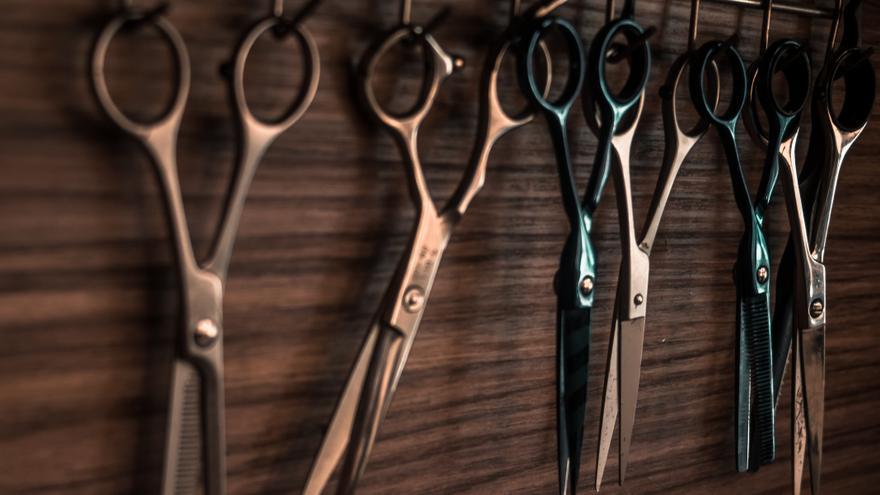 Tijearas de peluquería