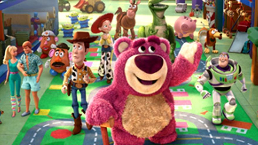 'Toy Story III' (18.5%) desarma al 'Equipo A' (13.2%) en el primer duelo de cine USA del año