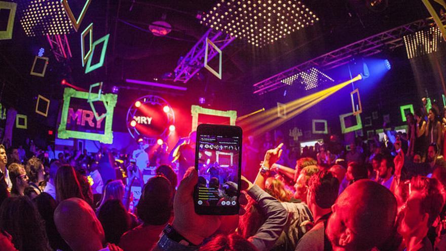 Compartiendo un concierto a través de Meerkat App