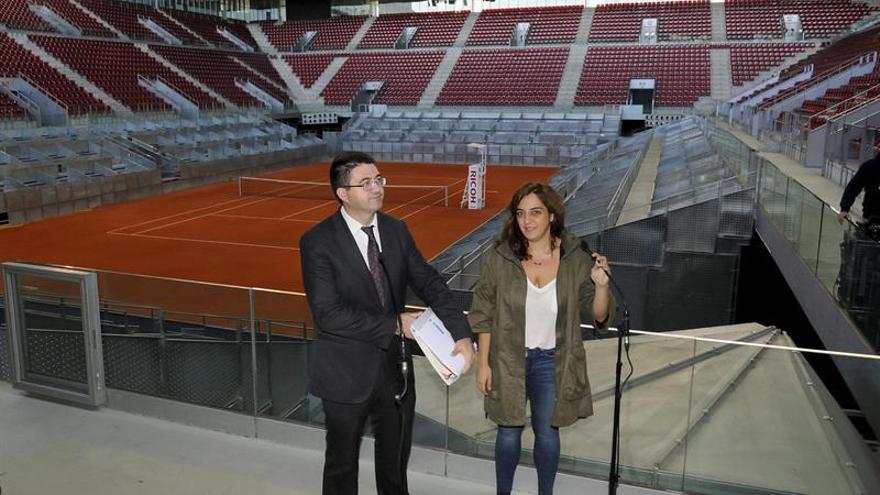 Dos ediles de Carmena, investigados por sus informes sobre el Open de Tenis