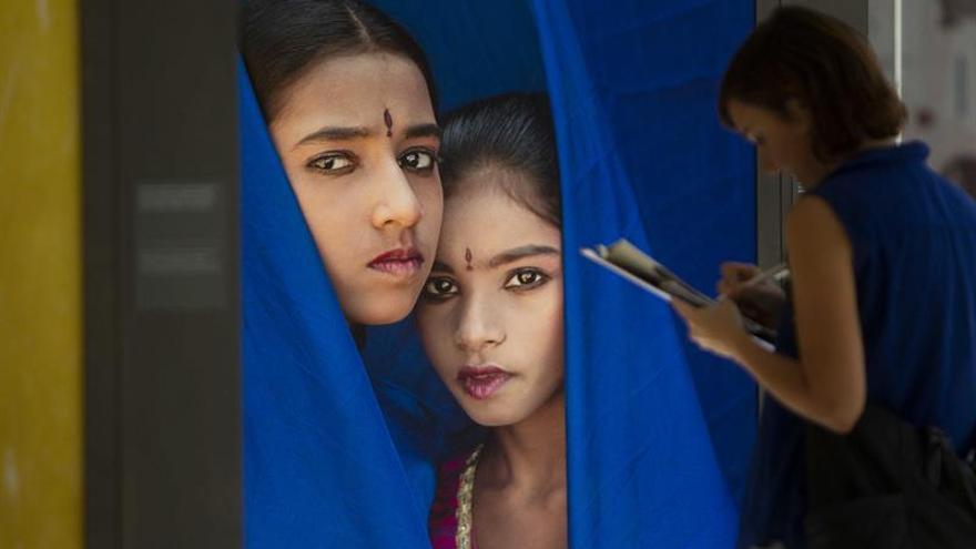 La fotógrafa Cristina García Rodero muestra a los más vulnerables de la India