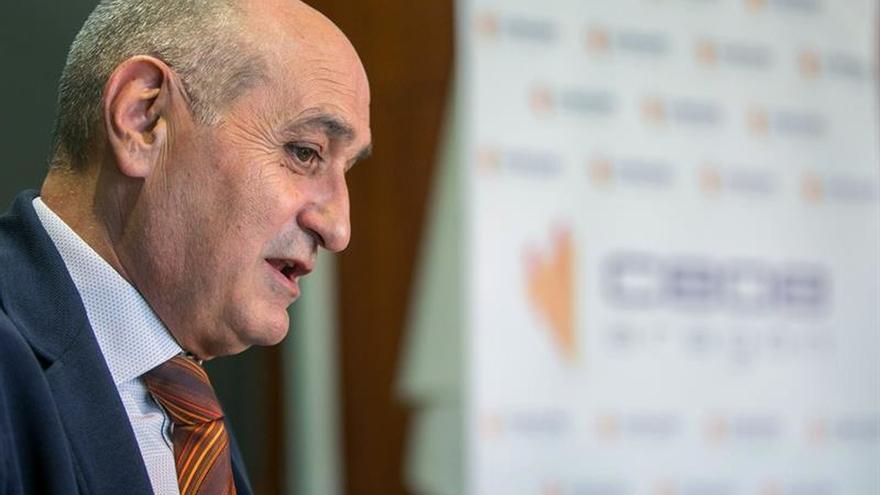 """La CEOE lanza un pacto para que se deje de """"denigrar"""" a la sanidad privada"""