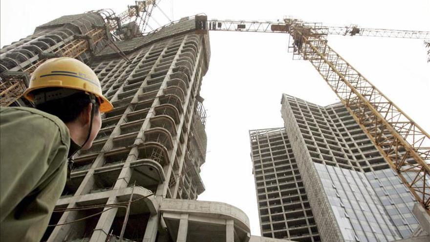 El gasto en la construcción en Estados Unidos sube un 10,5 por ciento durante 2015