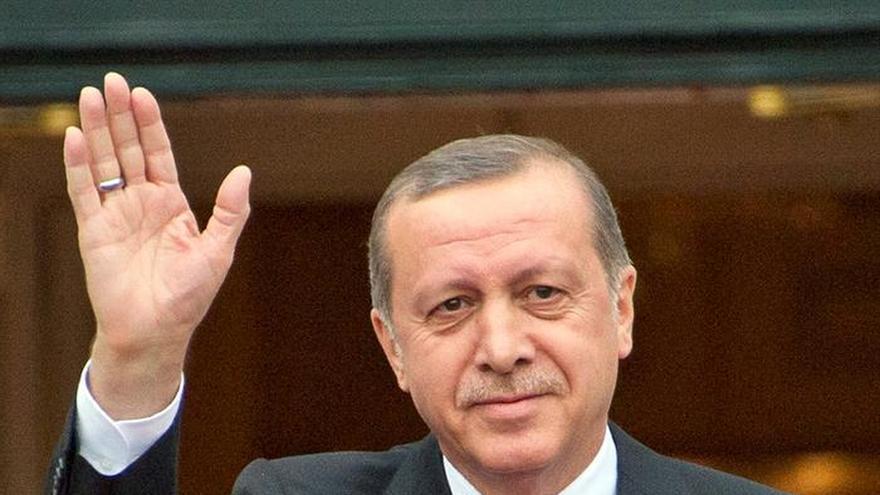 El presidente de Turquía, Recep Tayyip Erdogan.