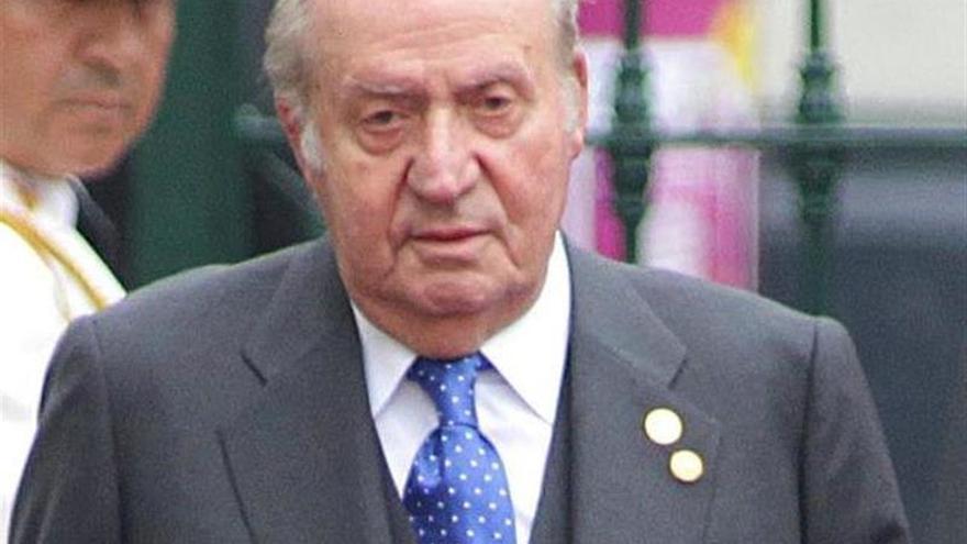 El rey emérito de España llega a Cuba para el funeral de Fidel Castro
