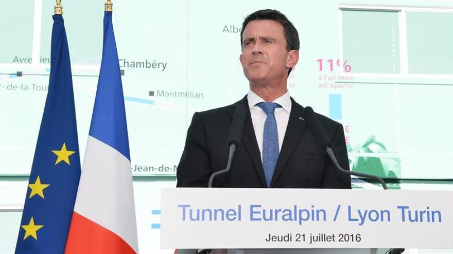 Francia vigila a 15.000 individuos por radicalización