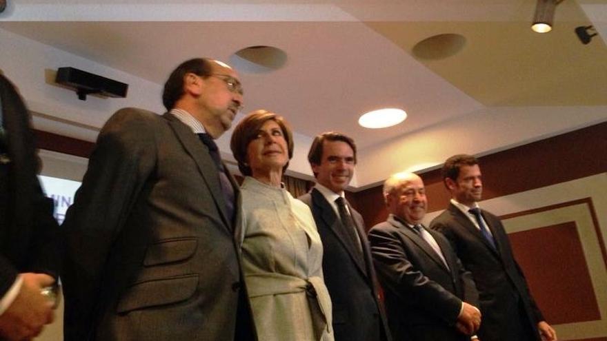 """Aznar: """"El Estado de Derecho debe reaccionar de manera proporcionada a la gravedad del desafío"""""""