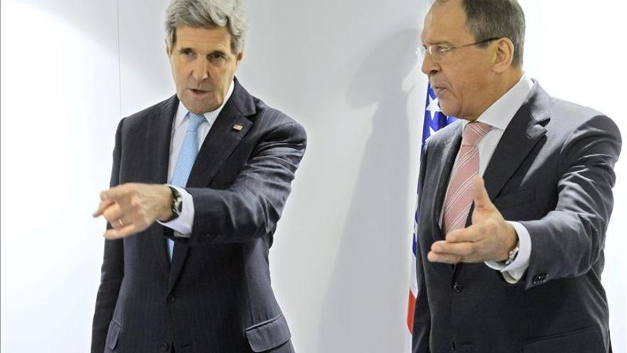 Lavrov y Kerry abordarán mañana en Sochi la crisis de Ucrania
