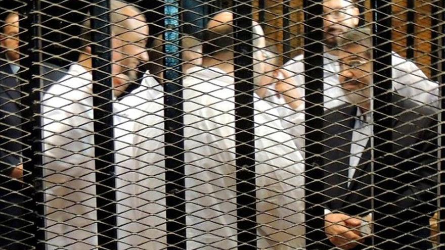 Mursi se ha sometido a exámenes médicos tras su traslado a una cárcel en Egipto