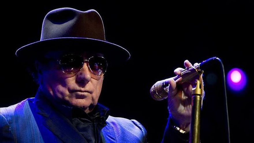Van Morrison ofrece un concierto en Bilbao este próximo miércoles.