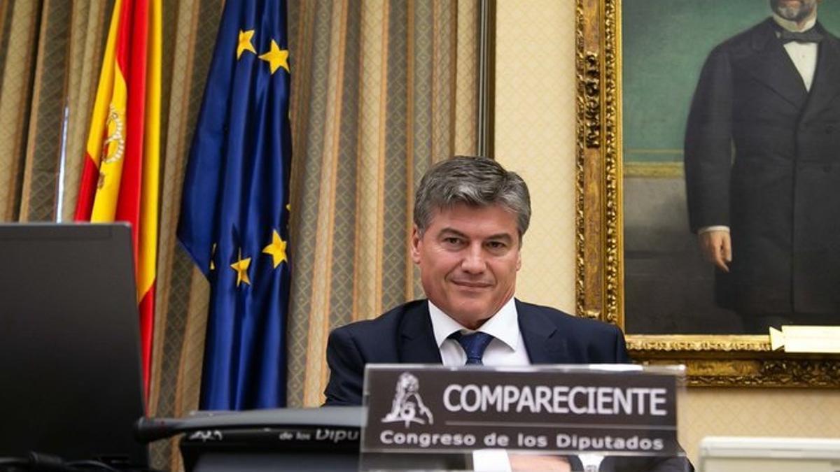 El presidente de PIMEC, Antoni Cañete, en una imagen de archivo.