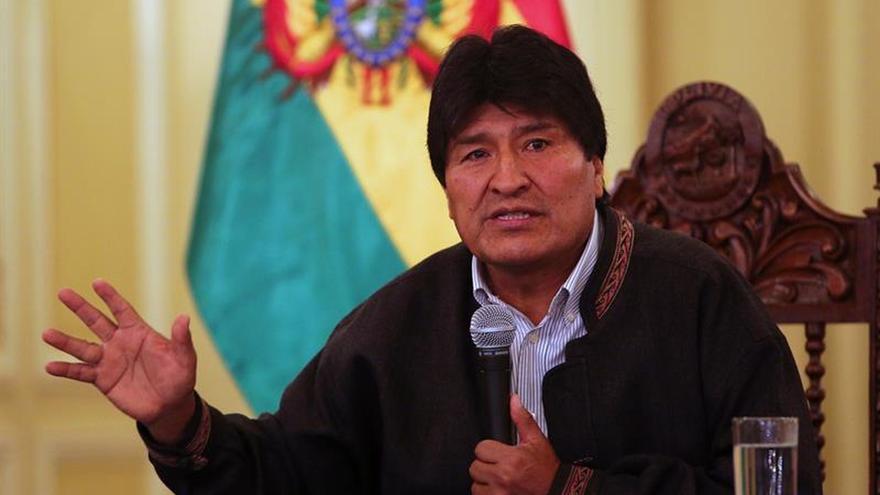 Morales agradece video en apoyo a la causa marítima boliviana hecho en Chile