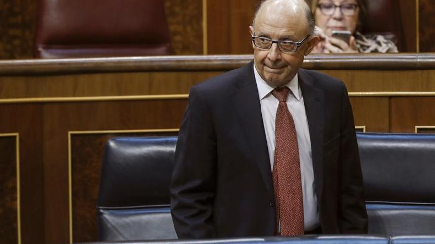 Ciudadanos dice que el Gobierno no está de acuerdo en bajar el IRPF en 2018