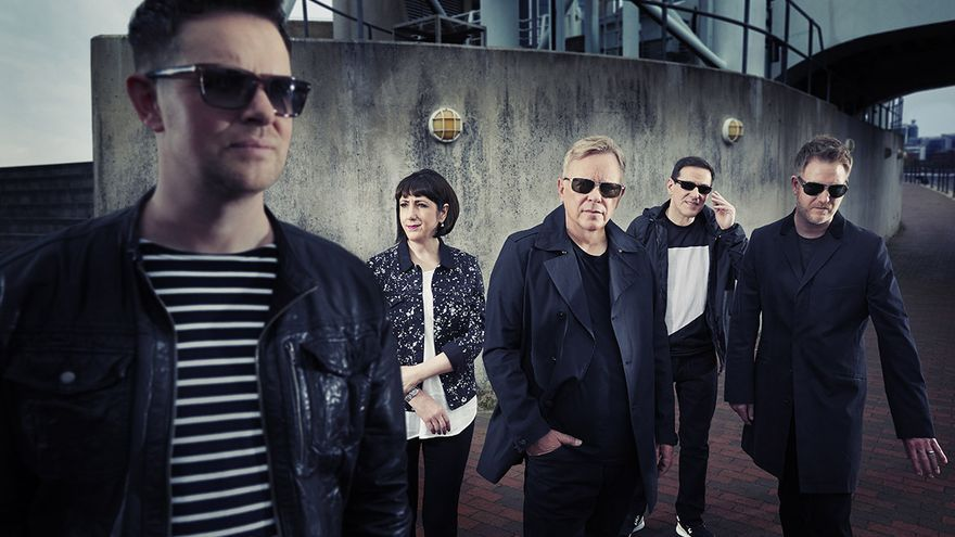 New Order. Foto: Nick Wilson (web oficial)