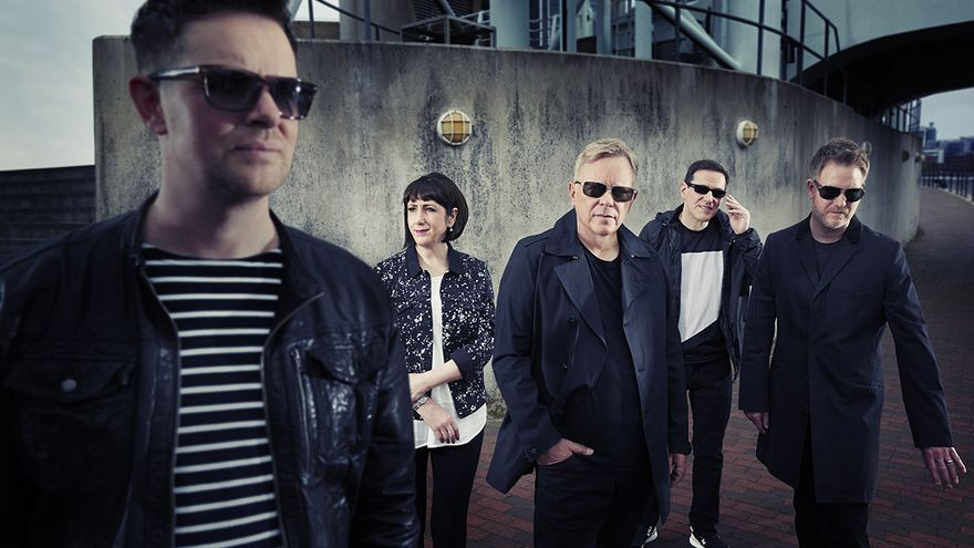 New Order. Foto: Nick Wilson (web oficial)