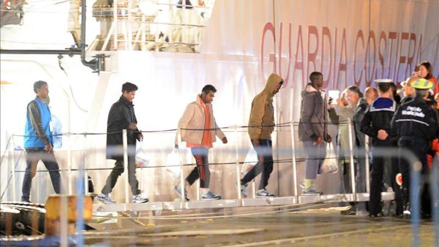 ACNUR cifra en 800 los inmigrantes muertos al naufragar barco en Mediterráneo