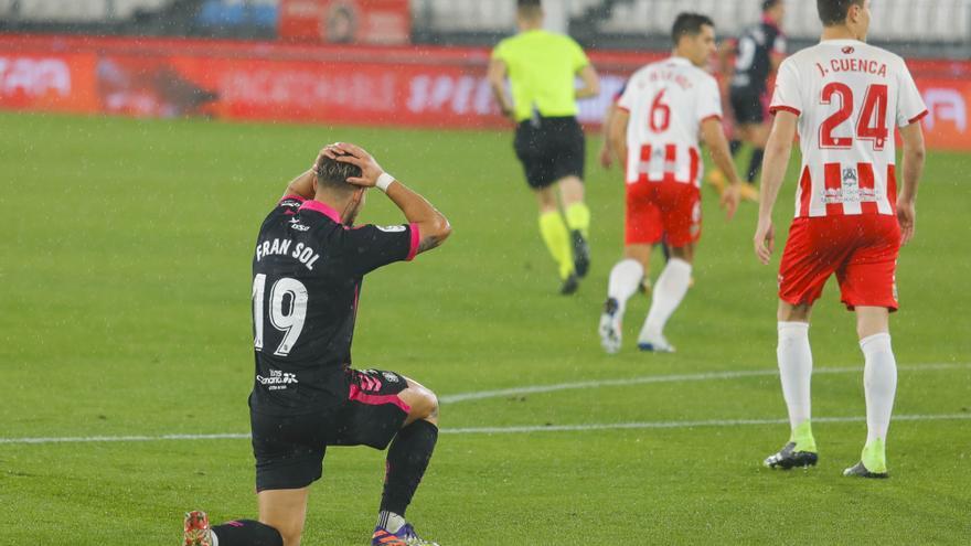 El Tenerife firma su segundo peor inicio en 24 años