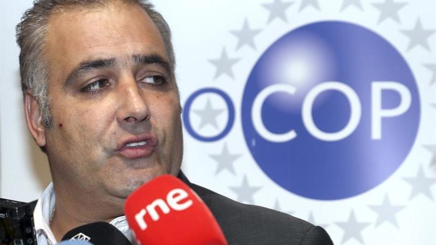 Un líder de sindicato policial catalán denuncia el espionaje de los Mossos