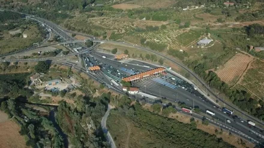 Peaje de la autopista AP-7