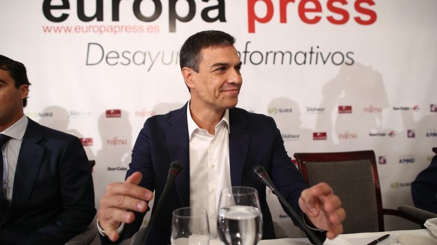 """Sánchez vaticina que no habrá votación en urna, sino """"otra cosa"""" para intentar una independencia unilateral"""
