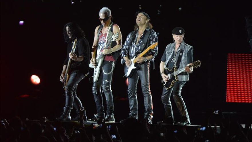 El grupo alemán Scorpions será el cabeza de cartel del II Rock Fest Barcelona