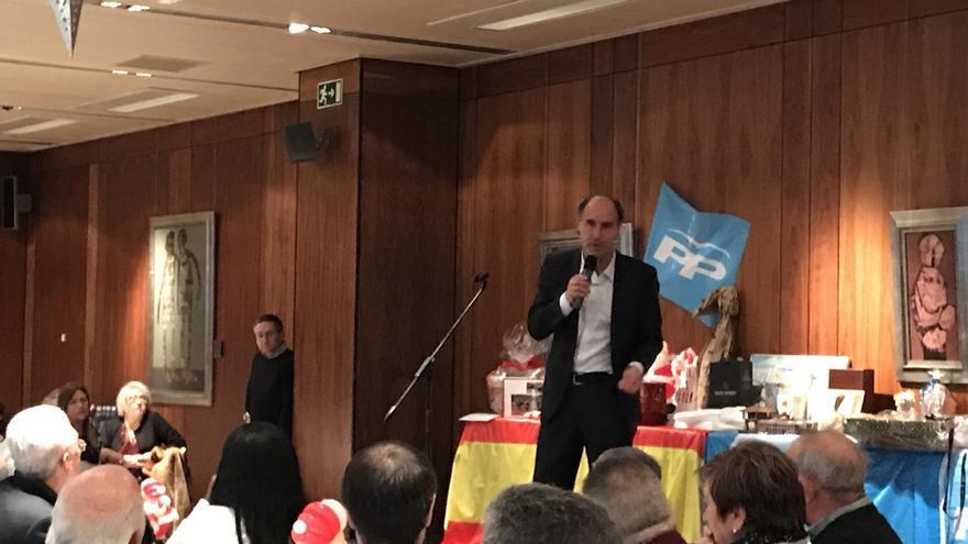 """Ignacio Diego: """"Yo sigo creyendo en el PP y deseo que vuelva a regirse por los valores de confianza, respeto y lealtad"""""""