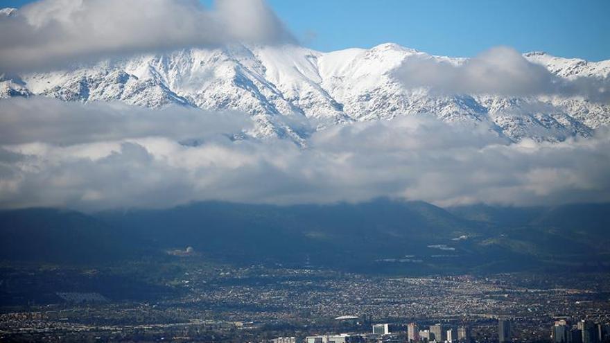 Cerca del 95% de habitantes Santiago Chile consideran sucio aire de su ciudad
