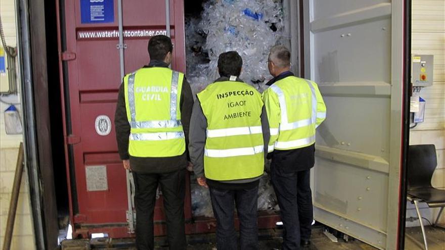 El tráfico de residuos, un suculento negocio al que el Seprona pone coto