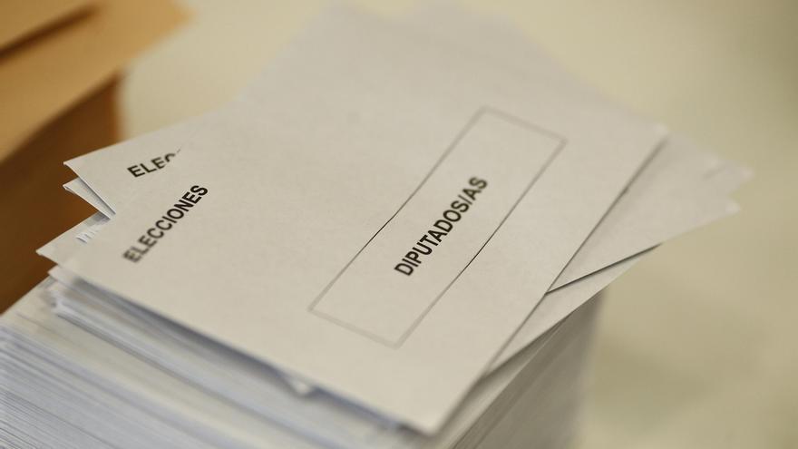 """La JEC admite """"preocupación"""" por la recepción del voto del exterior y señala a los servicios postales extranjeros"""