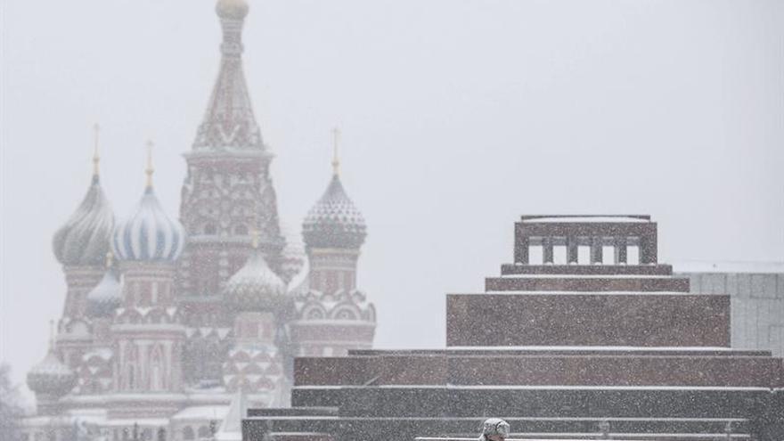Rusia tiene 15.704 centenarios