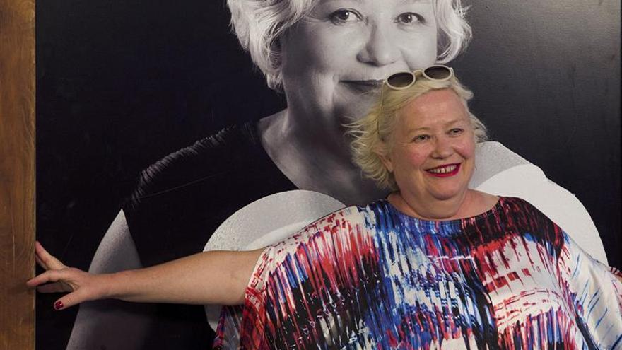 """Sylvie Imbert: """"Los actores son valientes, porque confían en el maquillador"""""""