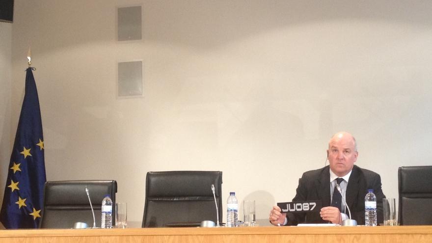 Nils Muiznieks, comisario para los Derechos Humanos del Consejo de Europa.