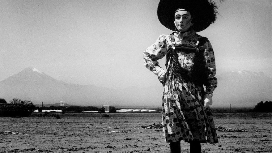 'Carnaval'. Tlaxcala, México. 1974