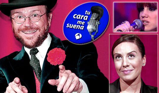 'Tu cara me suena', nuevo talent show de Antena 3