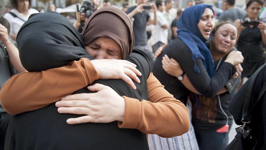 Familiares y amigos de los presuntos terroristas de Ripoll rechazan los atentados