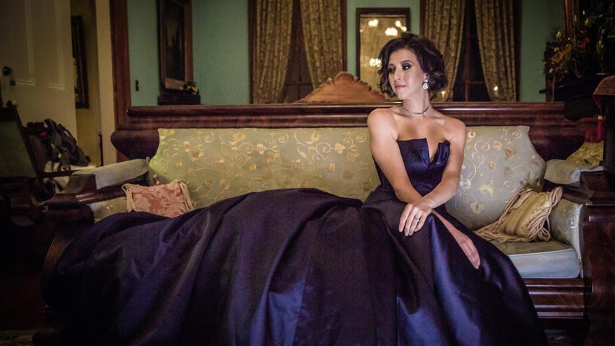 """Lisette Oropesa debuta en el Real en """"La Traviata"""" con """"sed"""" de público en vivo"""