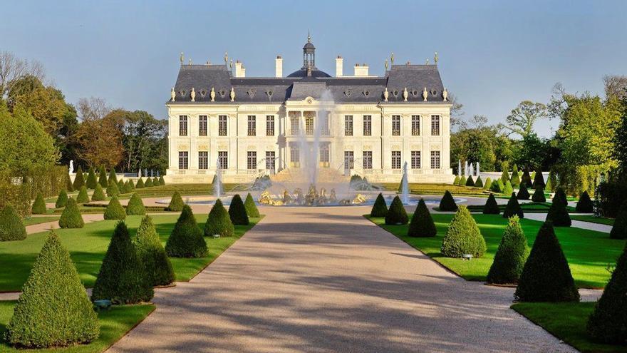 Imagen del palacete Louis XIV.  Patrice Diaz/Wikimedia Commons.