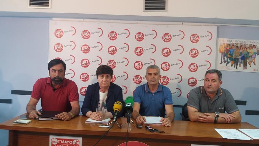 Los sindicatos del transporte de viajeros por carretera de Cantabria inician movilizaciones por el convenio