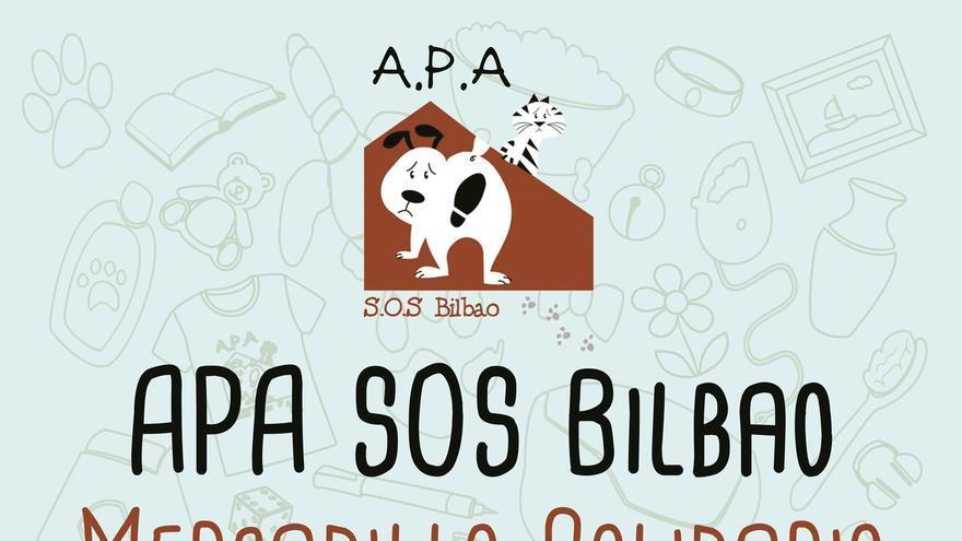 Sestao (Bizkaia) acoge este sábado un rastrillo solidario para financiar la atención a animales abandonados