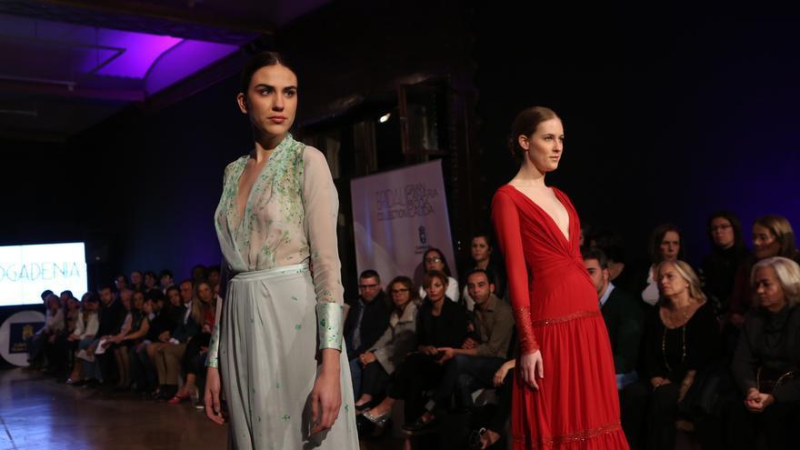 Desfile de Ogadenia Couture en Gran Canaria Moda Cálida (Alejandro Ramos)
