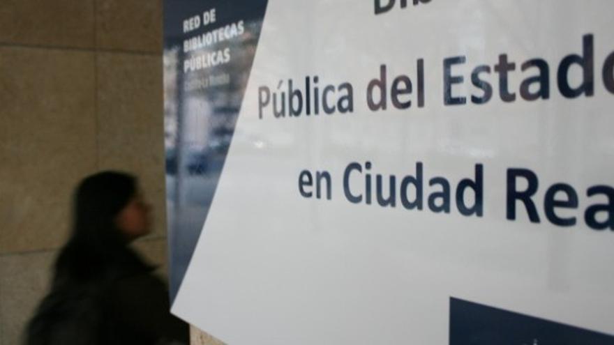 Biblioteca pública de Ciudad Real