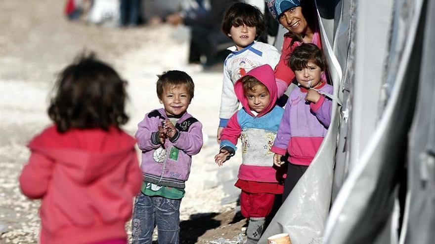 Los niños, las mayores víctimas de los conflictos en distintas partes del mundo