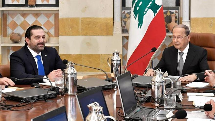 El Parlamento libanés inicia debate de moción de confianza al nuevo Gobierno