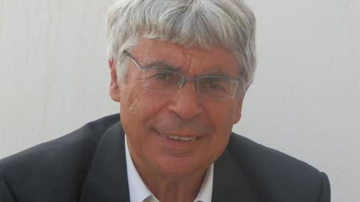 O economista Xoaquín Álvarez Corbacho