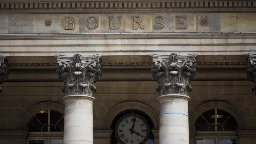 La Bolsa de París baja un 0,82 por ciento en la apertura