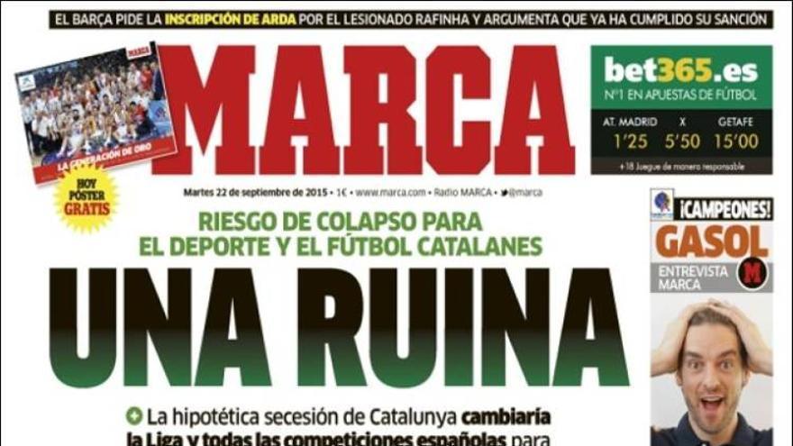 Prensa deportiva Española (Marca, As, Sport, Mundo Deportivo, Super Deporte, Estadio deportivo, etc) - Página 13 Portada-Marca_EDIIMA20150922_0095_19