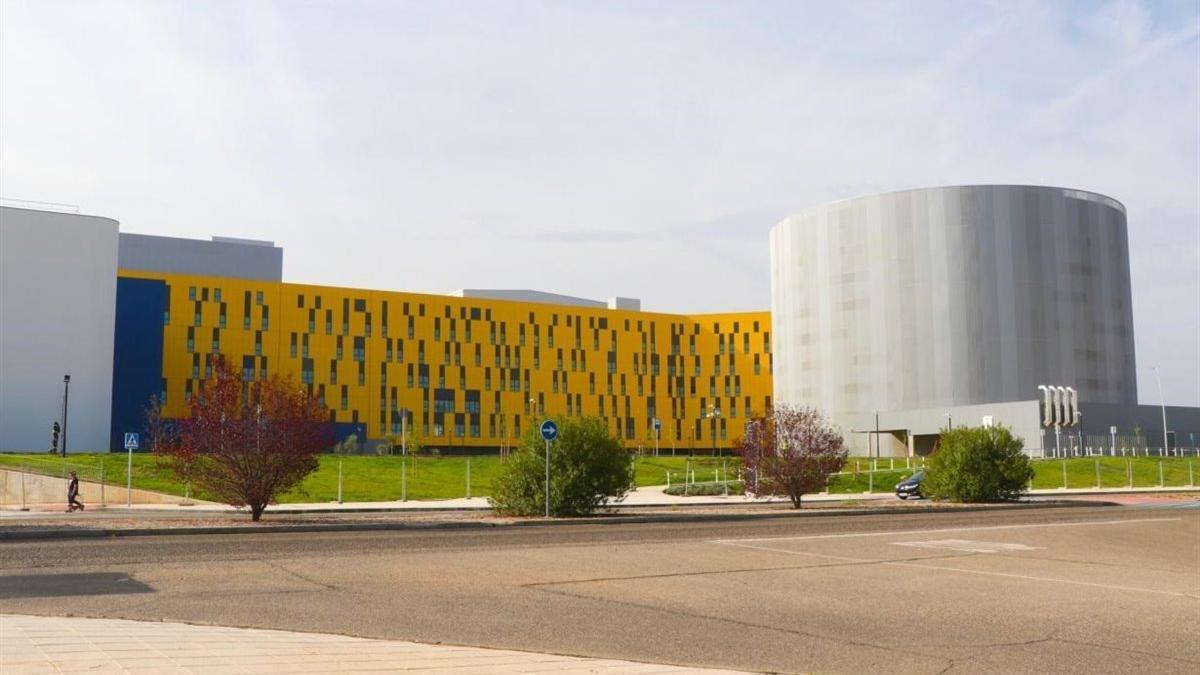 Imagen del nuevo hospital de Toledo en el Polígono / JCCM