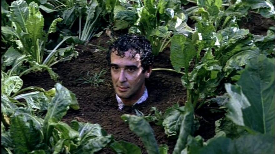 Imagen de la película 'Amanece que no es poco'