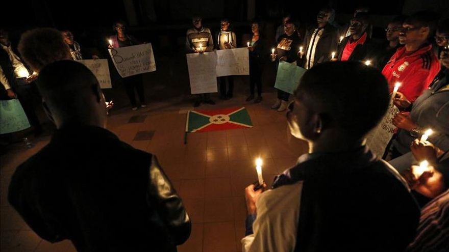 "La ONU se moviliza ante un Burundi ""al borde de una guerra civil"""