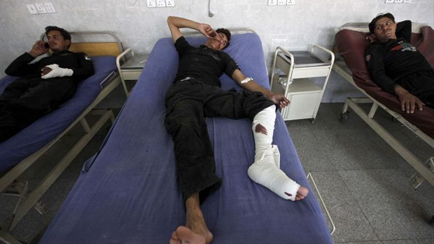 Dos policías muertos y cuatro heridos en un nuevo ataque en Pakistán